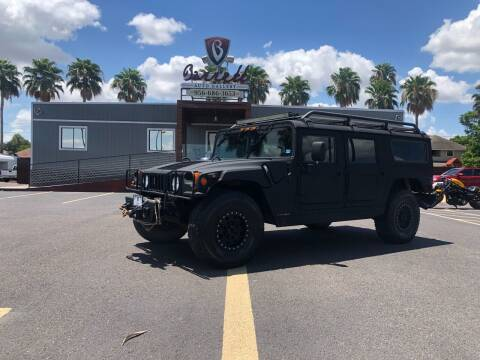 1996 AM General Hummer for sale at Barrett Auto Gallery in San Juan TX