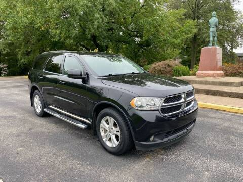 2013 Dodge Durango for sale at BOOST AUTO SALES in Saint Charles MO