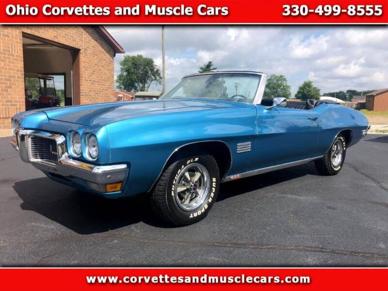 1970 Pontiac Le Mans for sale in North Canton, OH