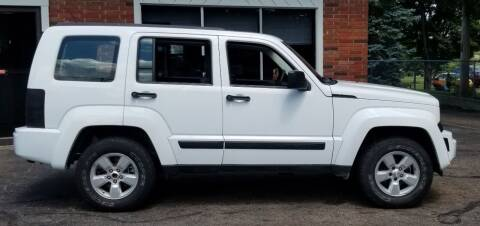 2011 Jeep Liberty for sale at Modern Day Motor Cars LLC in Wadsworth OH