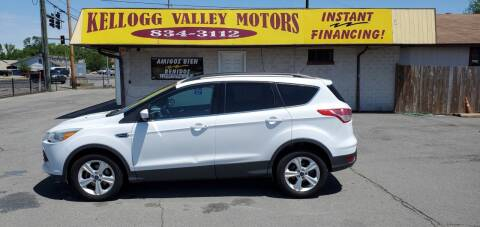 2015 Ford Escape for sale at Kellogg Valley Motors in Gravel Ridge AR