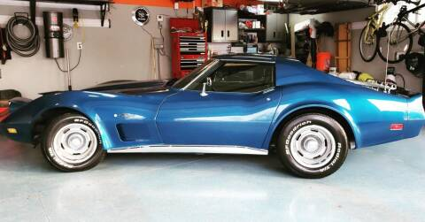 1976 Chevrolet Corvette for sale at Midwest Classic Car in Belle Plaine MN