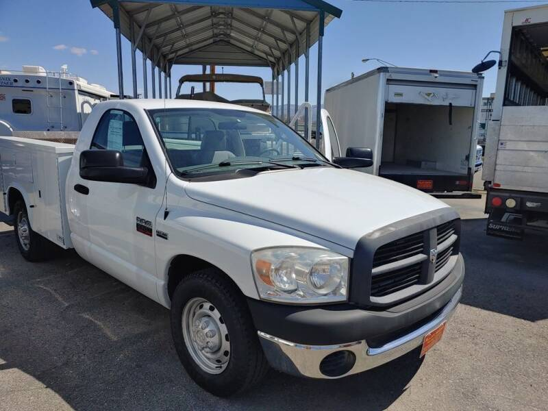 2007 Dodge Ram Chassis 2500 for sale in Boise, ID