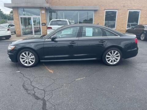 2012 Audi A6 for sale at Auto Sport INC in Grand Rapids MI
