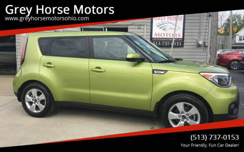 2017 Kia Soul for sale at Grey Horse Motors in Hamilton OH