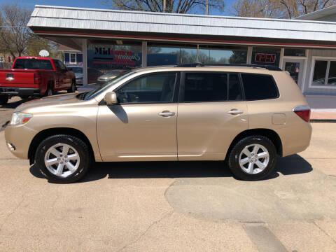2008 Toyota Highlander for sale at Midtown Motors in North Platte NE