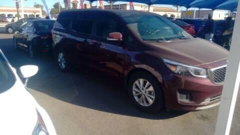 2016 Kia Sedona for sale at USA Auto Inc in Mesa AZ