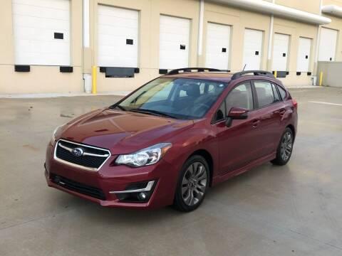 2016 Subaru Impreza for sale at EUROPEAN AUTO ALLIANCE LLC in Coral Springs FL
