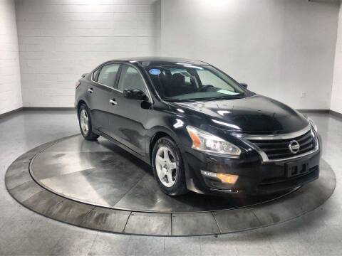 2014 Nissan Altima for sale at CU Carfinders in Norcross GA