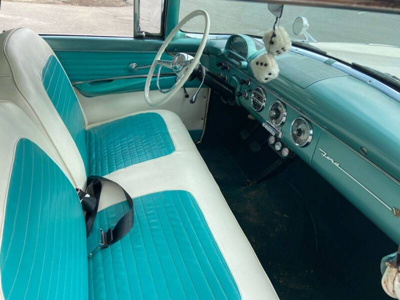 1955 Ford Crown Victoria  - Westford MA
