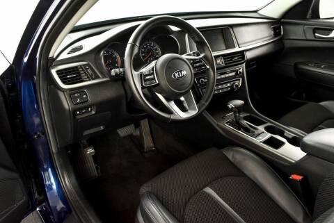 2020 Kia Optima for sale at CU Carfinders in Norcross GA
