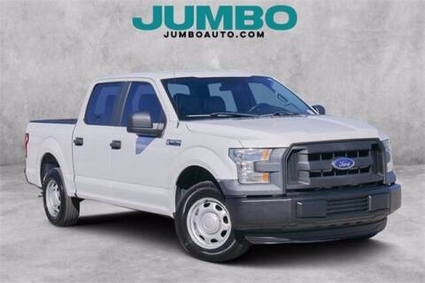 2015 Ford F-150 for sale at Jumbo Auto & Truck Plaza in Hollywood FL