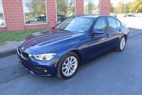 2018 BMW 3 Series for sale at EXECUTIVE AUTO GALLERY INC in Walnutport PA