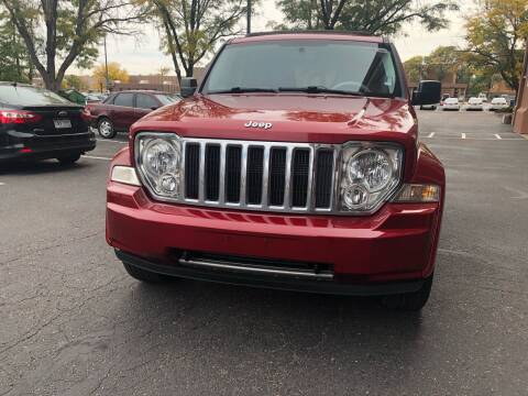 2008 Jeep Liberty for sale at Modern Auto in Denver CO