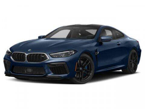 2020 BMW M8 for sale at BMW OF ORLAND PARK in Orland Park IL