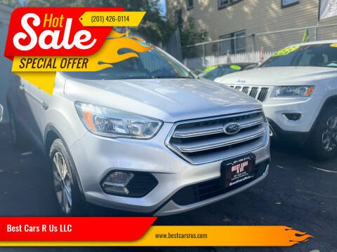 2018 Ford Escape for sale at Best Cars R Us LLC in Irvington NJ