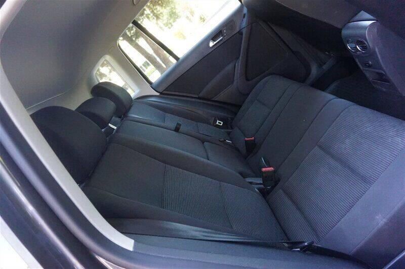 2012 Volkswagen Tiguan S 44000 Miles - Fremont CA