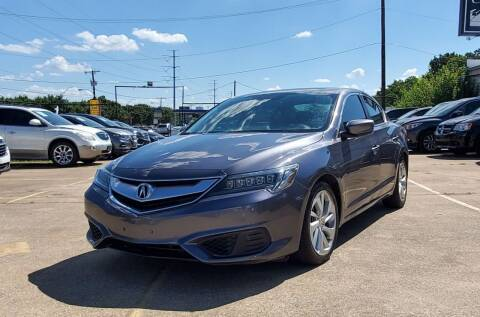 2017 Acura ILX for sale at International Auto Sales in Garland TX