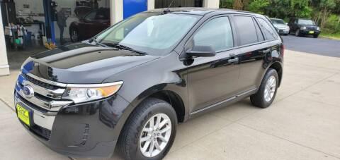 2013 Ford Edge for sale at City Auto Sales in La Crosse WI