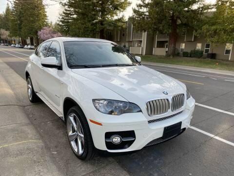 2011 BMW X6 for sale at LG Auto Sales in Rancho Cordova CA