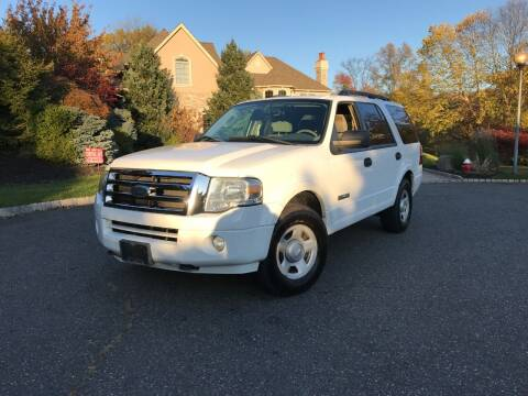 2008 Ford Expedition for sale at CLIFTON COLFAX AUTO MALL in Clifton NJ