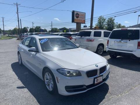 2014 BMW 5 Series for sale at Cars 4 Grab in Winchester VA