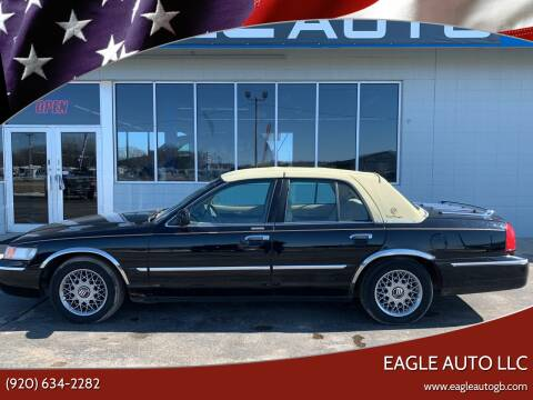 1998 Mercury Grand Marquis for sale at Eagle Auto LLC in Green Bay WI