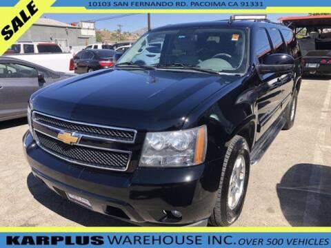 2014 Chevrolet Suburban for sale at Karplus Warehouse in Pacoima CA