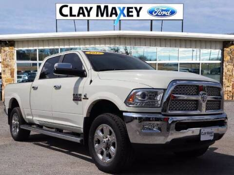 2017 RAM Ram Pickup 3500 for sale at Clay Maxey Ford of Harrison in Harrison AR