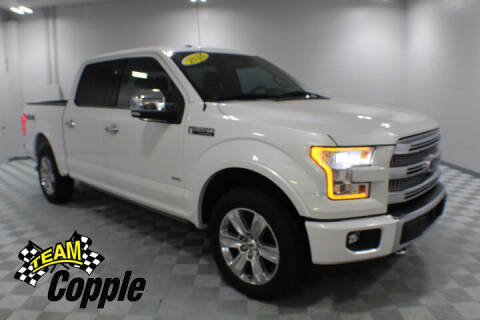 2015 Ford F-150 for sale at Copple Chevrolet GMC Inc in Louisville NE