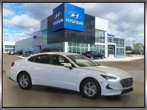 2021 Hyundai Sonata for sale at Terry Lee Hyundai in Noblesville IN