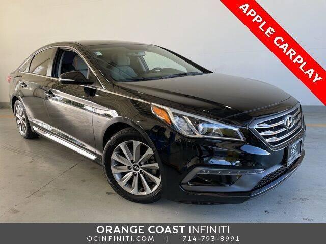 2016 Hyundai Sonata for sale at ORANGE COAST CARS in Westminster CA