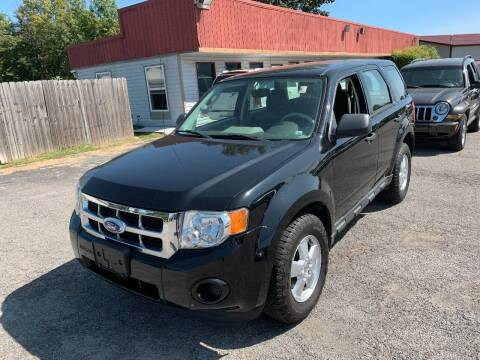 2012 Ford Escape for sale at Best Buy Auto Sales in Murphysboro IL