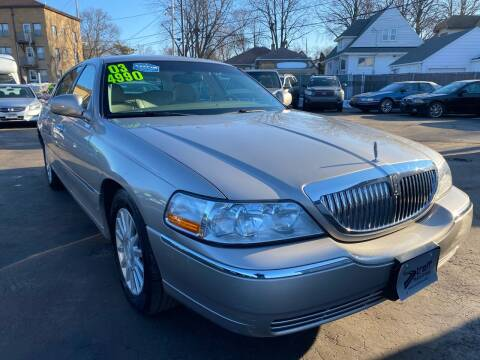 2003 Lincoln Town Car for sale at Streff Auto Group in Milwaukee WI