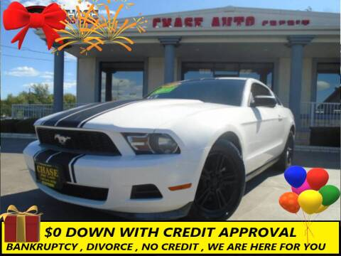 2012 Ford Mustang for sale at Chase Auto Credit in Oklahoma City OK