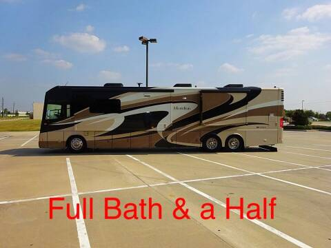 2014 Itasca Meridian 42E, 1.5 BATHROOM for sale at Top Choice RV in Spring TX