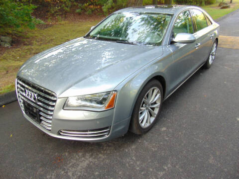 2011 Audi A8 for sale at Lakewood Auto in Waterbury CT