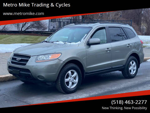2007 Hyundai Santa Fe for sale at Metro Mike Trading & Cycles in Albany NY