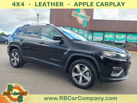 2019 Jeep Cherokee for sale at R & B Car Co in Warsaw IN