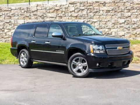 2012 Chevrolet Suburban for sale at Car Hunters LLC in Mount Juliet TN