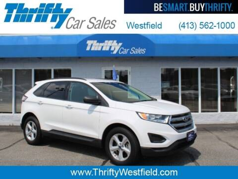 2017 Ford Edge for sale at Thrifty Car Sales Westfield in Westfield MA
