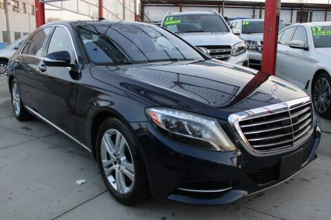 2017 Mercedes-Benz S-Class for sale at LIBERTY AUTOLAND INC - LIBERTY AUTOLAND II INC in Queens Villiage NY