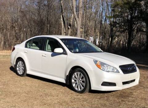 2011 Subaru Legacy for sale at Euro Motors of Stratford in Stratford CT