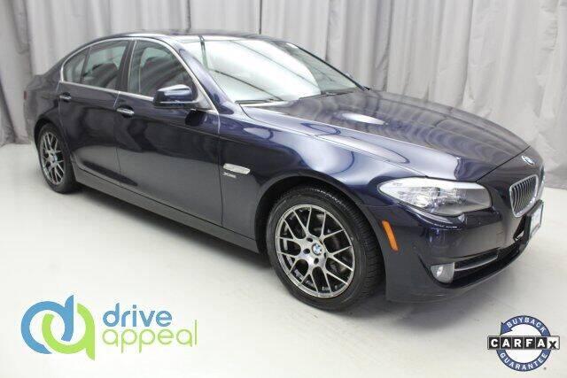 2011 BMW 5 Series for sale in Eden Prairie, MN