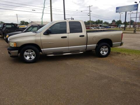 2003 Dodge Ram Pickup 1500 for sale at Frontline Auto Sales in Martin TN