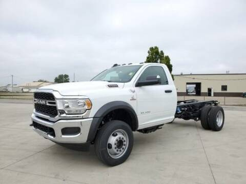 2021 RAM Ram Chassis 5500 for sale at Trucksmart Isuzu in Morrisville PA
