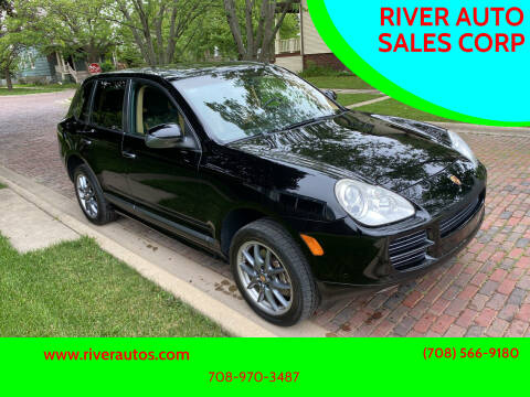2006 Porsche Cayenne for sale at RIVER AUTO SALES CORP in Maywood IL