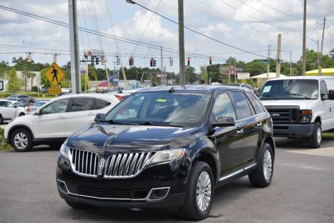 2011 Lincoln MKX for sale at Motor Car Concepts II - Kirkman Location in Orlando FL