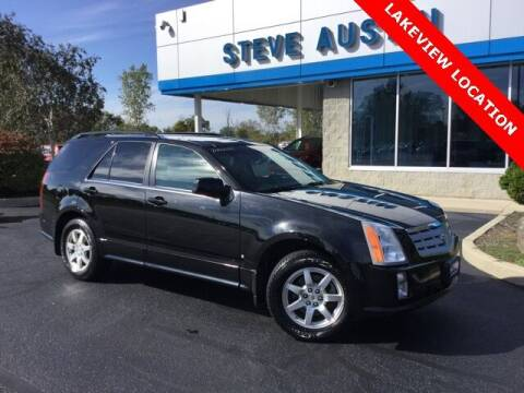2008 Cadillac SRX for sale at Austins At The Lake in Lakeview OH