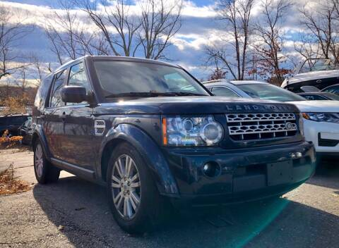 2012 Land Rover LR4 for sale at Top Line Import of Methuen in Methuen MA